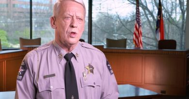NCRSOL asks Sheriff Harrison, others, to obey the law on social media restrictions