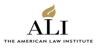 American Law Institute recommends sweeping changes to SO registries