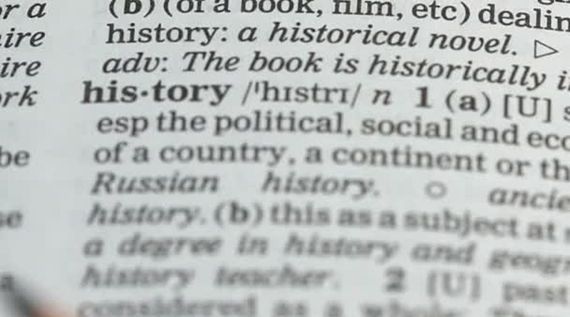 Let's Not Repeat History – We Should Learn from It